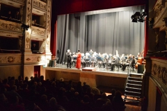Maestro Gianluca Sartori e Banda Alaleona Montegiorgio Teatro