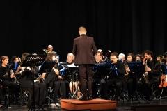 Maestro Gianluca Sartori e Banda Alaleona Montegiorgio
