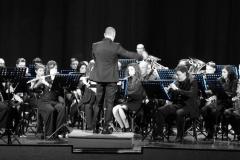 Banda Montegiorgio Maestro Gianluca Sartori e Banda Alaleona Montegiorgio
