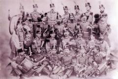 Foto storica Banda Montegiorgio