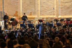 Maestro Gianluca Sartori e Banda Alaleona Montegiorgio Pincio