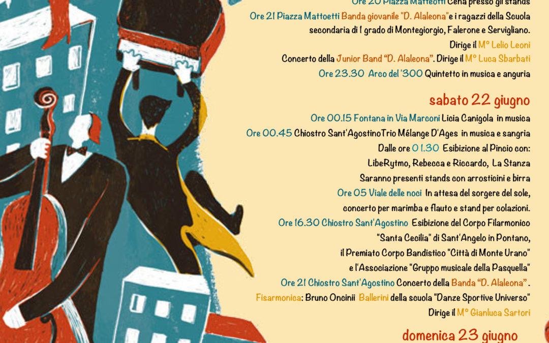 1ª FESTA DELLA MUSICA